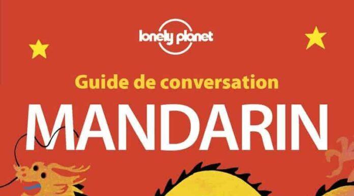 Guide de conversation Mandarin - 4ed