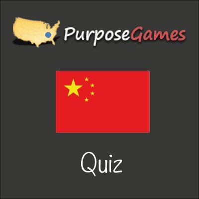 quiz chinois