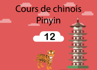 chinois pinyin 12