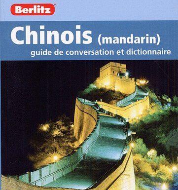 Chinois (mandarin) guide de conversation - Berlitz