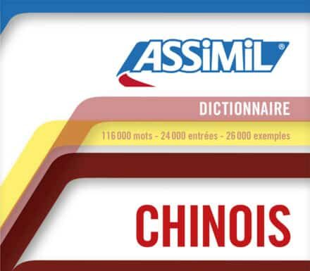 Dictionnaire chinois - Assimil