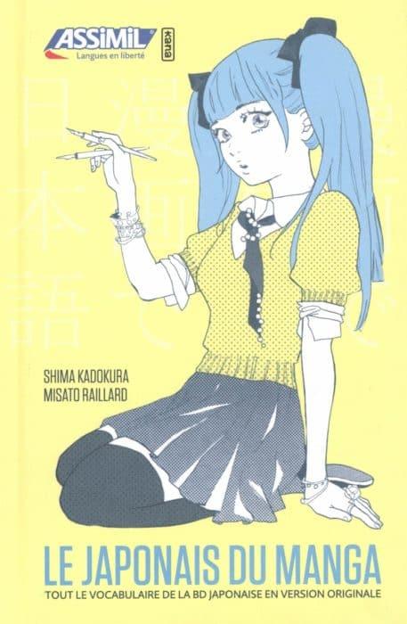 le japonais du manga