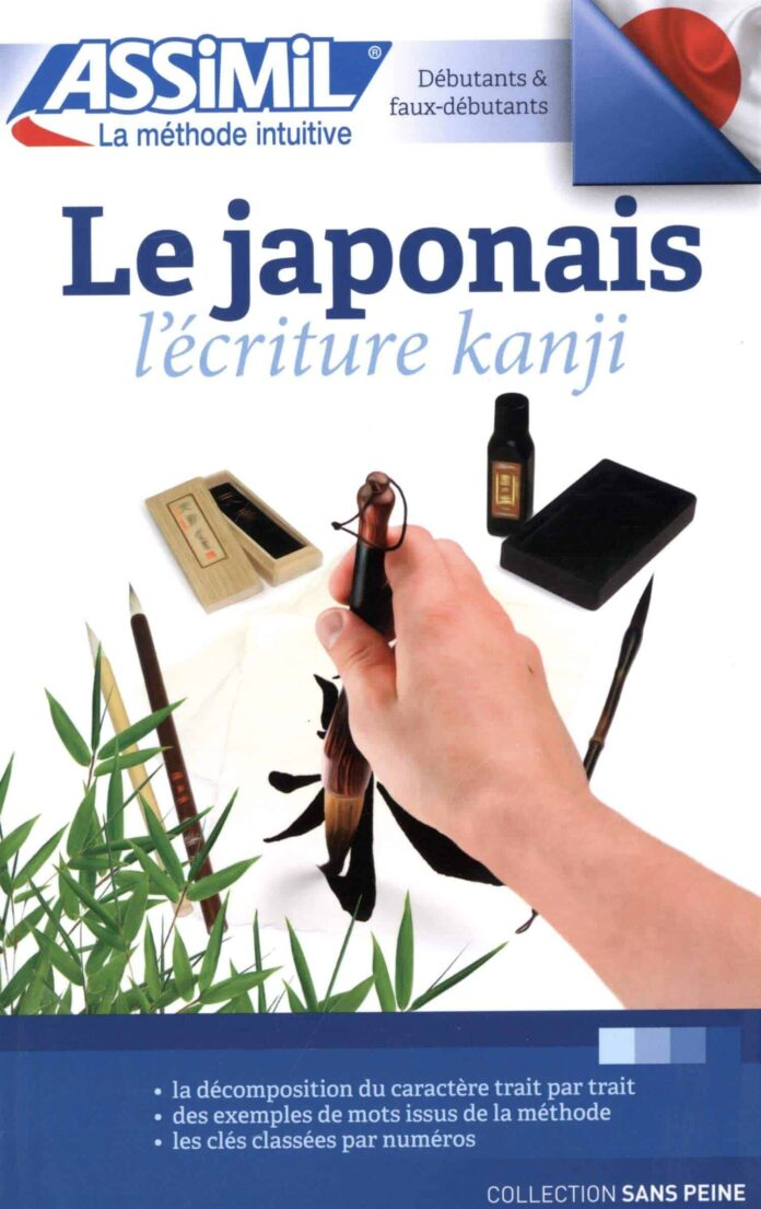 le japonais kanji assimil