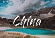 chine voyage splendeur