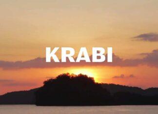 Krabi les plages