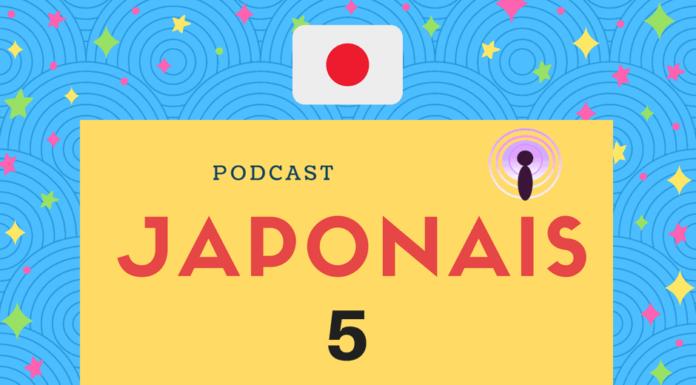 Podcast japonais 5