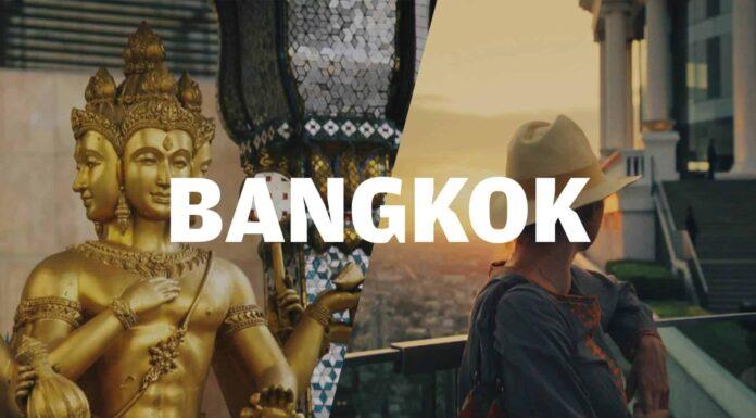 balade a Bangkok