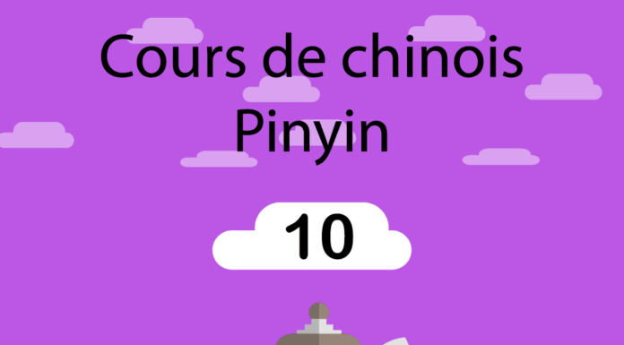 apprendre le pinyin chinois