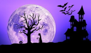 Vocabulaire d'Halloween en coréen 1