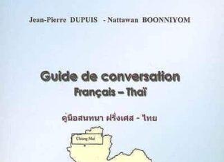 guide de conversation thai francais