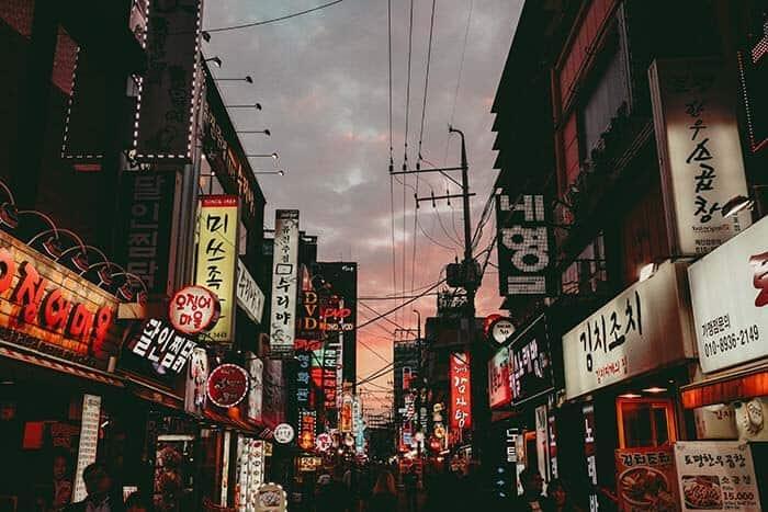 8 erreurs culturelles a eviter en coree du sud