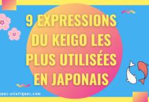 9 expressions du Keigo les plus utilisées en japonais