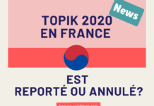 Topik 2020 en France est reporté ou annulé?