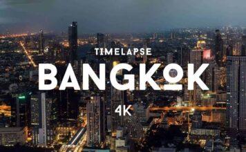 Bangkok une ville magique et populaire - Vidéo